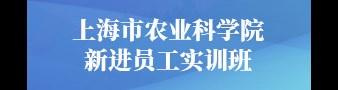 上海(hai)市農(nong)業科(ke)學院新進員(yuan)工實訓班